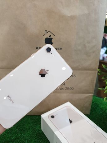 Магазин iPhone 8 64 gold Neverlock Оригинал Гарантия 3 месяца Идеал