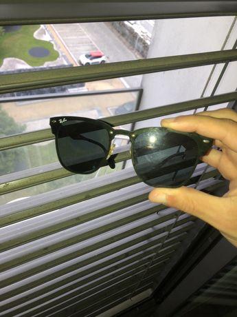 Oculos Ray Ban Blaze Clubmaster