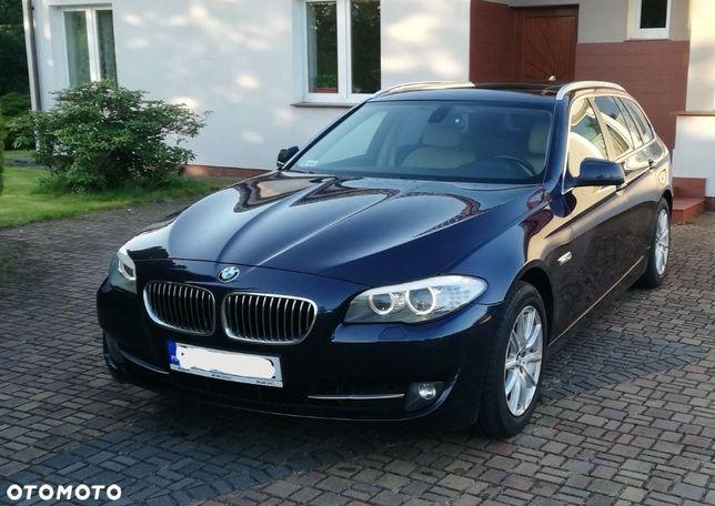 BMW Seria 5 Bardzo ładne i zadbane BMW F11. Oryginalny przebieg