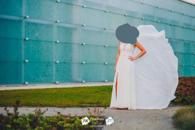 Suknia ślubna vanilla sposa