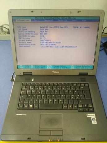 Распродажа!!! Ноутбук Fujitsu Siemens ESPRIMO Mobile V5505 к.75788