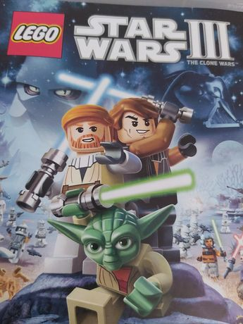Lego Star Wars 3 na ps3