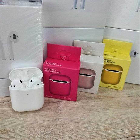 Наушники Apple AirPods 2/Pro. Оригинал со скидкой! Новые