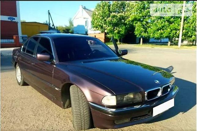 продам BMW E38 730 LONG