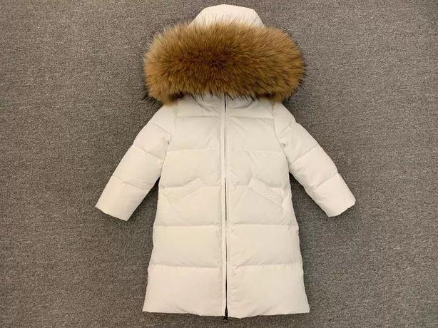 Детский Зимний Пуховик Moncler Куртка Зимняя Монклер reima комбинезон