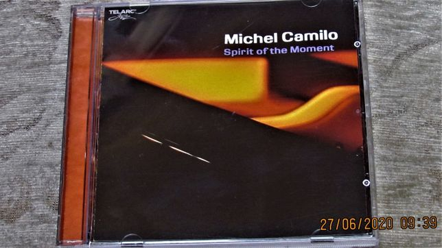 Michel Camilo - Spirit of the Moment; Telarc Jazz, DSD, USA (CD)