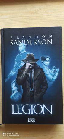 """""""Legion"""" Brandon Sanderson"""