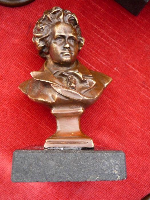 Бронзовый бюст Бетховена Одесса - изображение 1