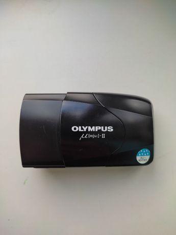 Olympus mju ii BLACK 35mm f.2.8