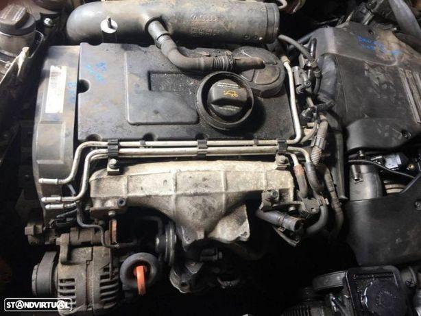 Motor Audi A3 8P Vw Golf 1K V 2.0 tdi BKD