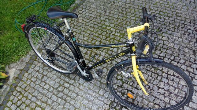 Rower damka Bianchi