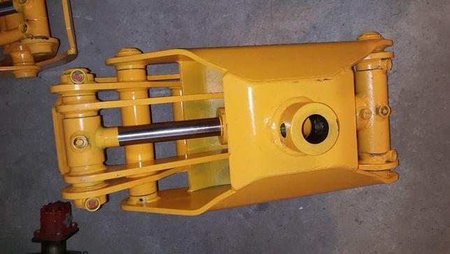 CHWYTAK DO DREWNA 0,22 do Żuraw Dźwig HDS mocowanie Rotator 50mm