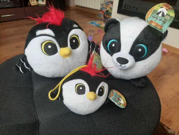 Zabawki maskotki fajniaki