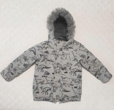 Куртка парка Некст 4-5 лет