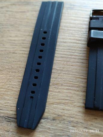 Pasek silikonowy do zegarka