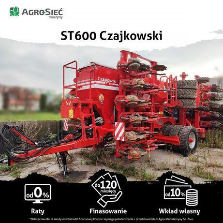 Agregat Czajkowski ST600 + Siewnik Vaderstad Tempo TPV 12