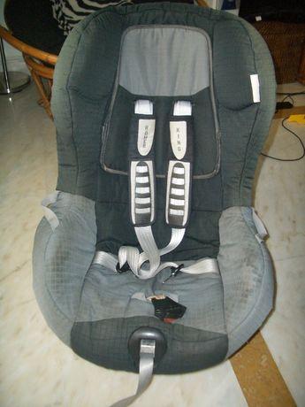 Britax Romer Cadeira Auto KING TS Plus Grupo 1 (9-18 Kg)