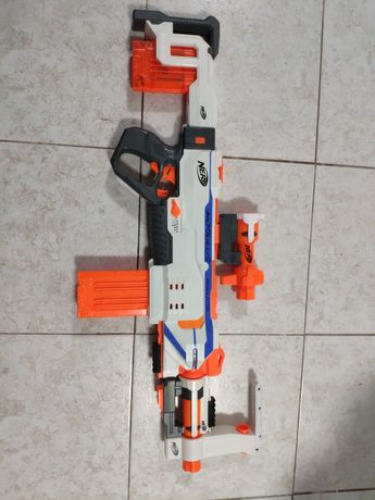 Nerf regulator + balas!