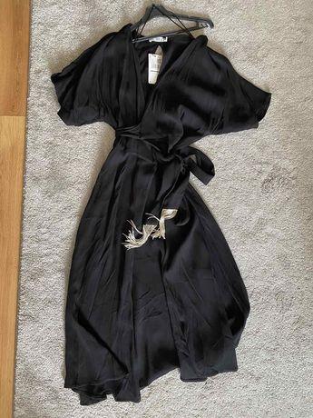 Женское платье миди mango