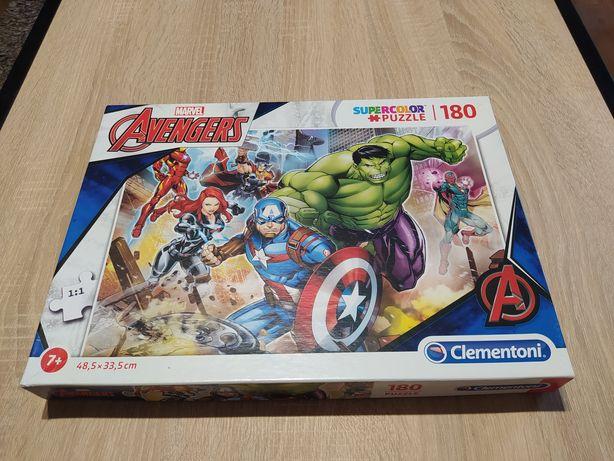Puzzle Avengers Marvel 180