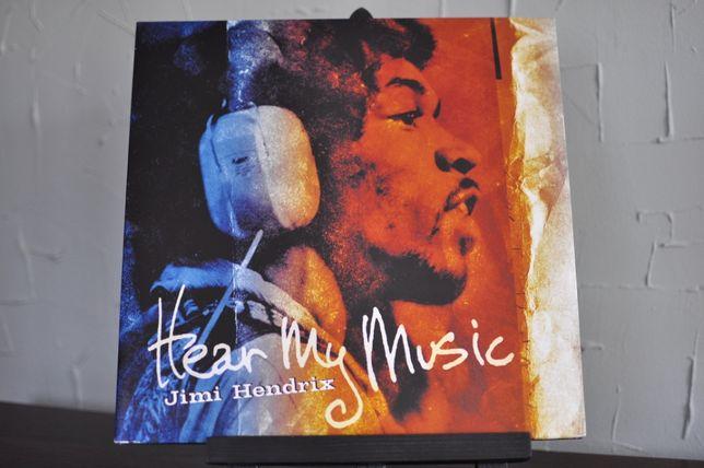 Jimi Hendrix – Hear My Music / 2x Winyl Blues Rock, Psychedelic Rock