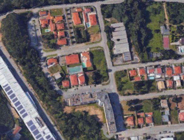 Terreno para construção moradia 4 frentes