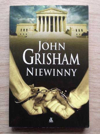 NIEWINNY, JOHN GRISHAM, Wydawnictwo Amber, Warszawa 2009