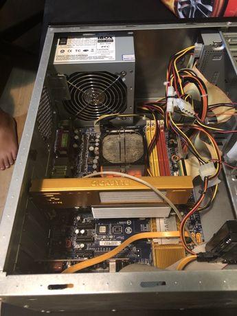 Komputer na czesci