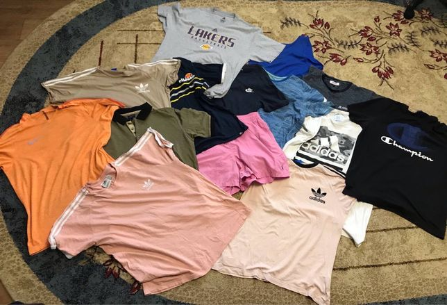 Продам оптом вещи (Adidas, nike, polo, champion, tnf, ellesse)