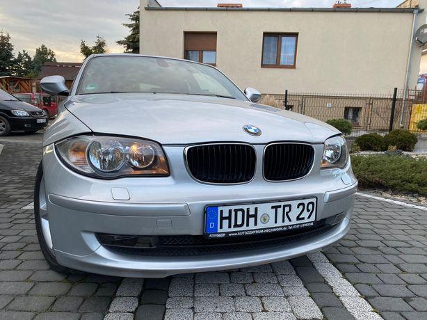 BMW Seria 1 MPAKIET 143KM Nawi Pdc Led 2010r.rezerwcja do 14.03.21