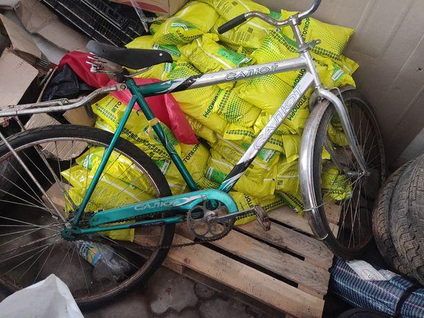 Продам велосипед салют