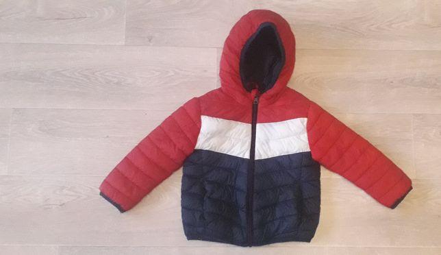 Пакет вехней одежды для мальчика 1-2 года (куртка +жилетка)