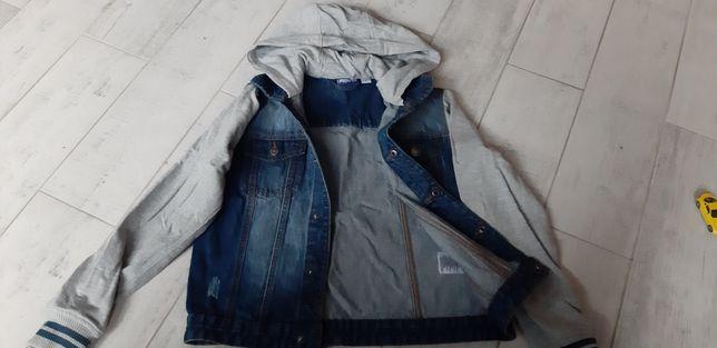 Kurtka rozm. 152 katana jeans