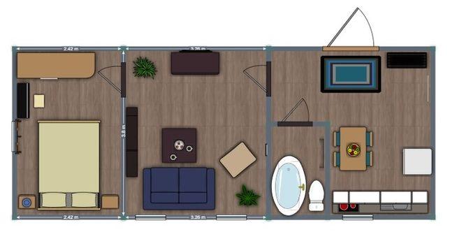 2-кімнатна квартира за ціною 1-кімнатної!!! 16 000 $!
