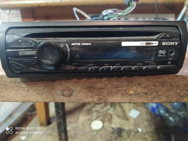 Radio sony xplod 45×4