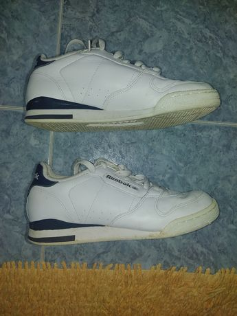 Reebok classic brancas 36 usadas antigas
