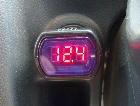 Контроль заряда и работы автомобильного аккумулятора,генератора.