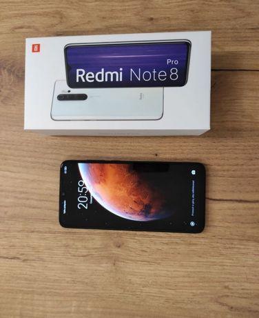 Xiaomi redmi note 8 pro 6/64!!! JAK NOWY!!! GWARANCJA!!!