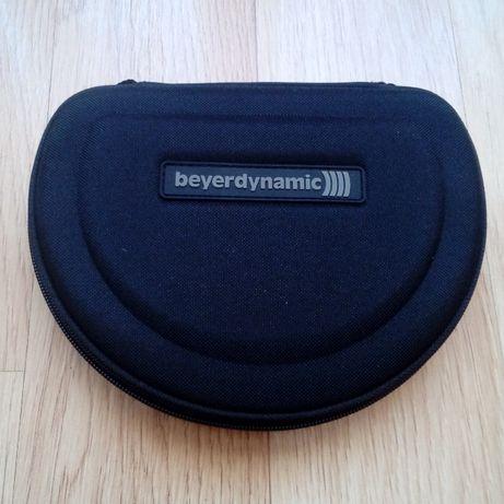 Etui twarde na słuchawki firmy Beyerdynamic