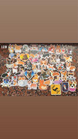 Месники мультики наклейки стикери міні маленькі дитячі детские игри