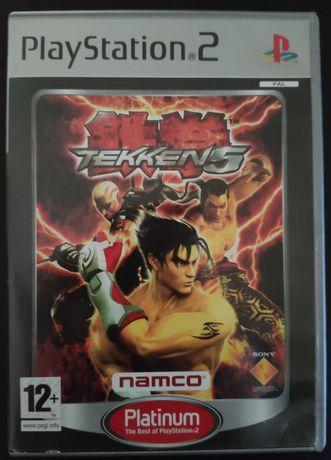 Tekken 5 (Platinum) PlayStation 2