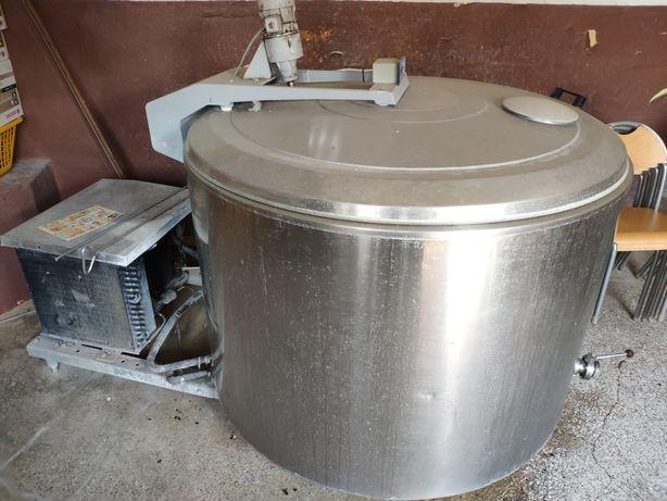 Schładzalnik zbiornik na mleko alfa Laval 1000l 1030l