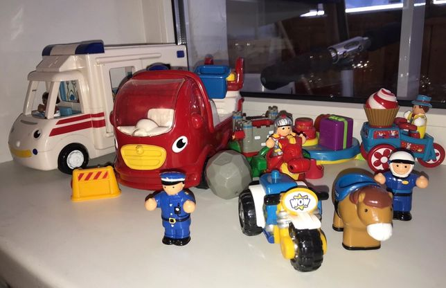 Наши любимые игрушки WOW