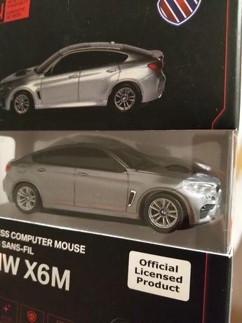 Myszka komputerowa bezprzewodowa BMW X6M nowa