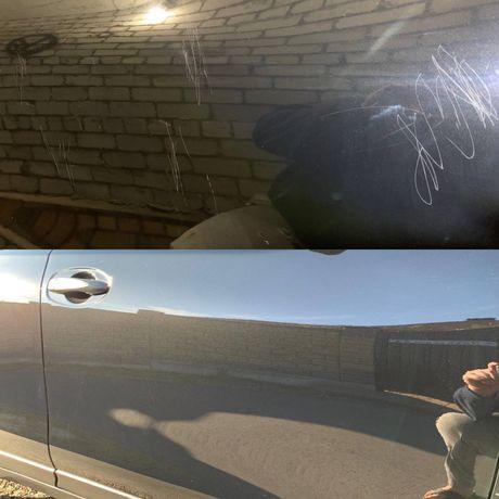 Химчистка, полировка автомобиля