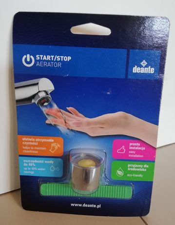 Areator start/stop M24 x1 Deante