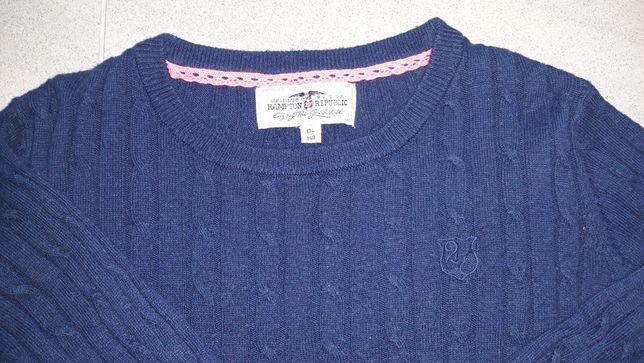 Sweterek kappahl roz 134/140