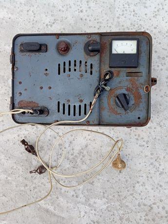 Зарядное устройство для аккумулятора СССР