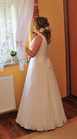 Suknia ślubna Fitonia z salonu Kreacja Żanet