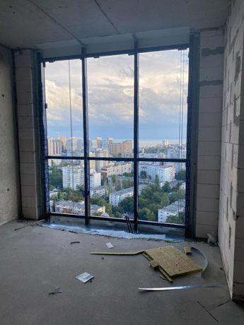 Новый дом на 5й Фонтана. Двухкомнатная на высоком этаже. DEN